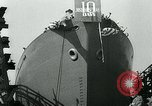Image of Launch of SS Joseph N Teal ship Portland Oregon USA, 1942, second 46 stock footage video 65675032591