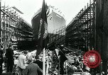 Image of Launch of SS Joseph N Teal ship Portland Oregon USA, 1942, second 51 stock footage video 65675032591