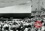 Image of Launch of SS Joseph N Teal ship Portland Oregon USA, 1942, second 53 stock footage video 65675032591