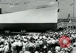 Image of Launch of SS Joseph N Teal ship Portland Oregon USA, 1942, second 54 stock footage video 65675032591