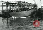 Image of Launch of SS Joseph N Teal ship Portland Oregon USA, 1942, second 55 stock footage video 65675032591