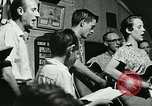 Image of Appalachian Mountain fundamentalist church revival Delphia Kentucky USA, 1962, second 25 stock footage video 65675032602