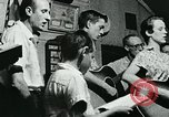 Image of Appalachian Mountain fundamentalist church revival Delphia Kentucky USA, 1962, second 26 stock footage video 65675032602