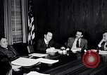 Image of textile workers union United States USA, 1950, second 33 stock footage video 65675032618