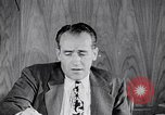 Image of textile workers union United States USA, 1950, second 36 stock footage video 65675032618