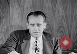Image of textile workers union United States USA, 1950, second 37 stock footage video 65675032618