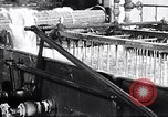 Image of textile mill United States USA, 1950, second 16 stock footage video 65675032620