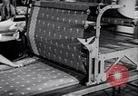 Image of textile mill United States USA, 1950, second 28 stock footage video 65675032620