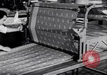 Image of textile mill United States USA, 1950, second 29 stock footage video 65675032620