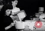 Image of textile mill United States USA, 1950, second 30 stock footage video 65675032620