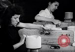Image of textile mill United States USA, 1950, second 31 stock footage video 65675032620