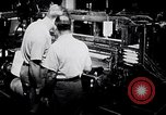 Image of textile mill United States USA, 1950, second 37 stock footage video 65675032620