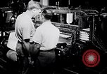 Image of textile mill United States USA, 1950, second 38 stock footage video 65675032620