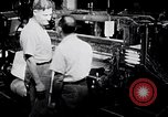 Image of textile mill United States USA, 1950, second 39 stock footage video 65675032620