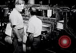 Image of textile mill United States USA, 1950, second 40 stock footage video 65675032620