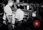 Image of textile mill United States USA, 1950, second 42 stock footage video 65675032620