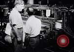 Image of textile mill United States USA, 1950, second 44 stock footage video 65675032620