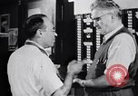 Image of textile mill United States USA, 1950, second 48 stock footage video 65675032620