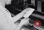Image of textile mill United States USA, 1950, second 51 stock footage video 65675032620