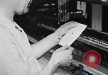 Image of textile mill United States USA, 1950, second 52 stock footage video 65675032620