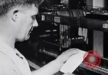 Image of textile mill United States USA, 1950, second 54 stock footage video 65675032620