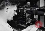 Image of textile mill United States USA, 1950, second 55 stock footage video 65675032620