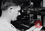 Image of textile mill United States USA, 1950, second 56 stock footage video 65675032620
