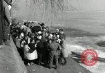 Image of Korean refugees ferrying across river Pyongyang North Korea, 1950, second 44 stock footage video 65675032638