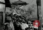 Image of Korean refugees ferrying across river Pyongyang North Korea, 1950, second 58 stock footage video 65675032638