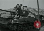 Image of Sherman tank Korea, 1951, second 12 stock footage video 65675032642