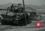 Image of Sherman tank Korea, 1951, second 19 stock footage video 65675032642