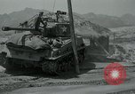 Image of Sherman tank Korea, 1951, second 20 stock footage video 65675032642