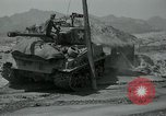 Image of Sherman tank Korea, 1951, second 21 stock footage video 65675032642