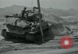 Image of Sherman tank Korea, 1951, second 22 stock footage video 65675032642