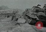 Image of Sherman tank Korea, 1951, second 25 stock footage video 65675032642