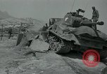 Image of Sherman tank Korea, 1951, second 26 stock footage video 65675032642