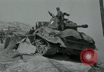 Image of Sherman tank Korea, 1951, second 29 stock footage video 65675032642