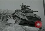 Image of Sherman tank Korea, 1951, second 30 stock footage video 65675032642