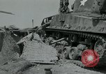 Image of Sherman tank Korea, 1951, second 31 stock footage video 65675032642