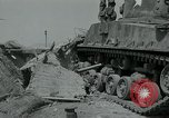 Image of Sherman tank Korea, 1951, second 33 stock footage video 65675032642