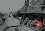 Image of Sherman tank Korea, 1951, second 34 stock footage video 65675032642
