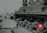 Image of Sherman tank Korea, 1951, second 35 stock footage video 65675032642