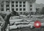 Image of 155 mm Howitzer Seoul Korea, 1951, second 12 stock footage video 65675032645