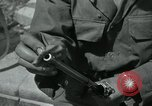 Image of 155 mm Howitzer Seoul Korea, 1951, second 53 stock footage video 65675032645