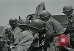 Image of 155 mm Howitzer Seoul Korea, 1951, second 61 stock footage video 65675032645