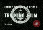 Image of training documentary United States USA, 1967, second 3 stock footage video 65675032652