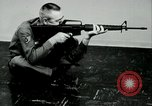 Image of M-16 rifle United States USA, 1967, second 41 stock footage video 65675032655