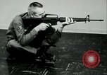 Image of M-16 rifle United States USA, 1967, second 42 stock footage video 65675032655
