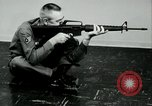 Image of M-16 rifle United States USA, 1967, second 43 stock footage video 65675032655