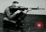 Image of M-16 rifle United States USA, 1967, second 46 stock footage video 65675032655
